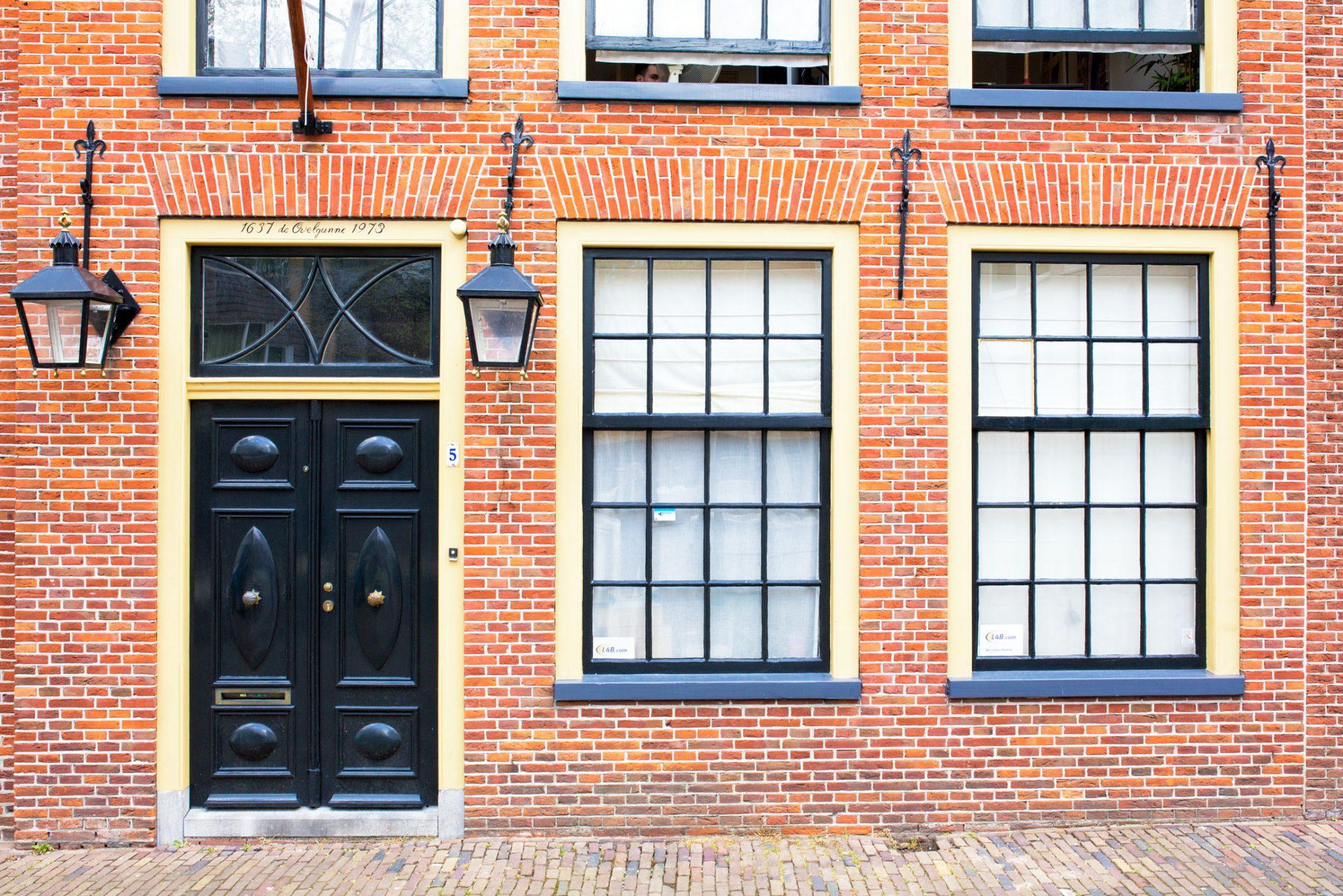Residential facade