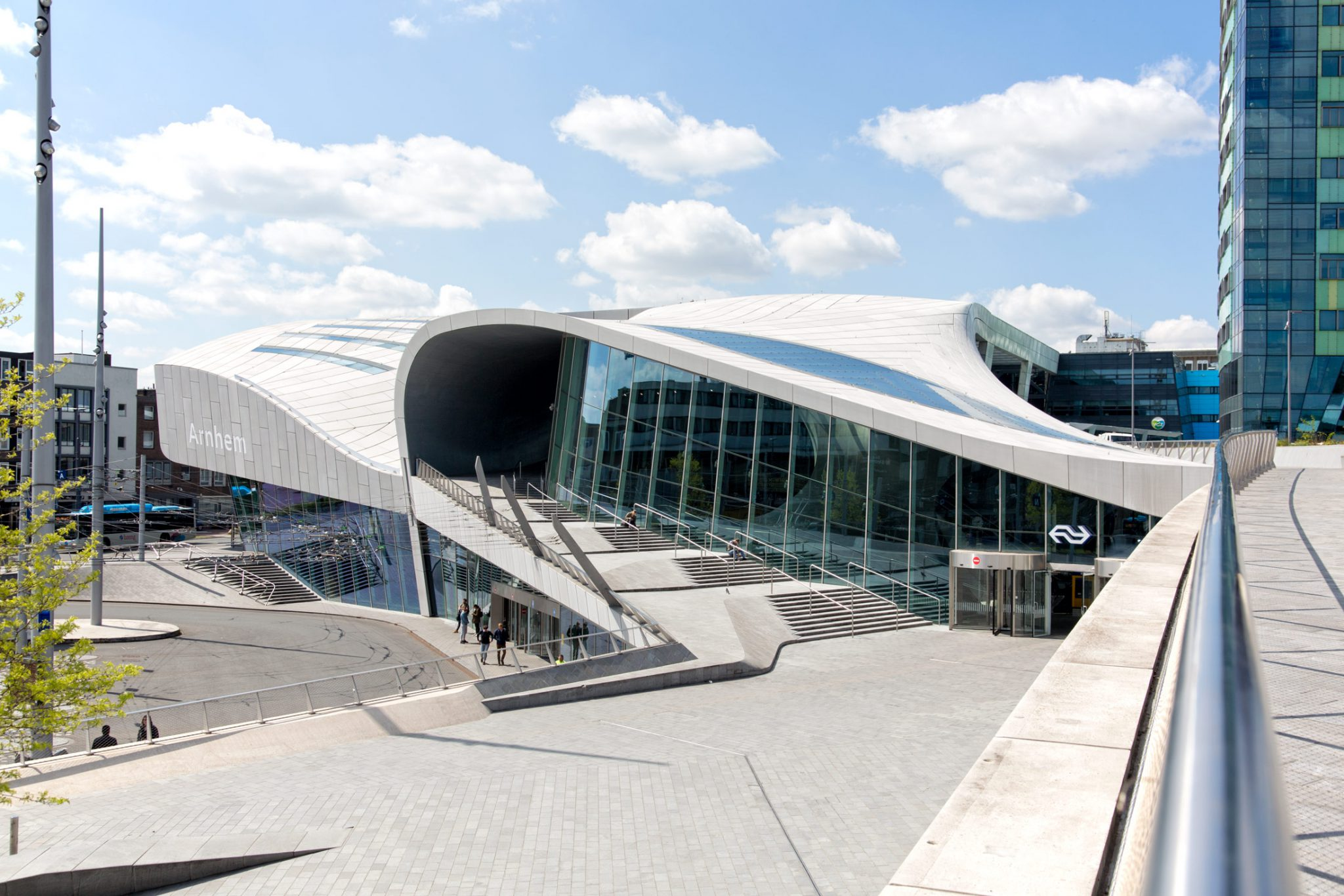 Railway Station & Public Transport terminal